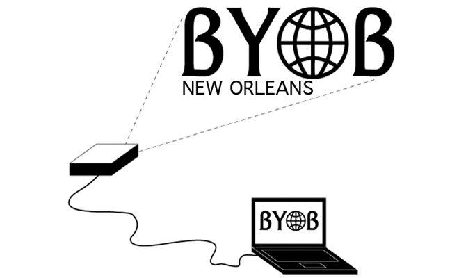 BYOB: New Orleans