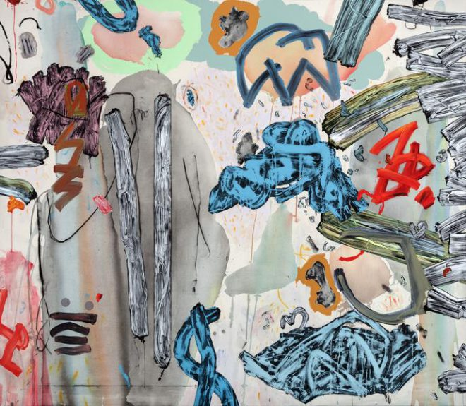 """Doyle Gertjejansen's """"Faith and Reason II"""" opens August 5, 2017, at Callan Contemporary (518 Julia Street) in New Orleans."""