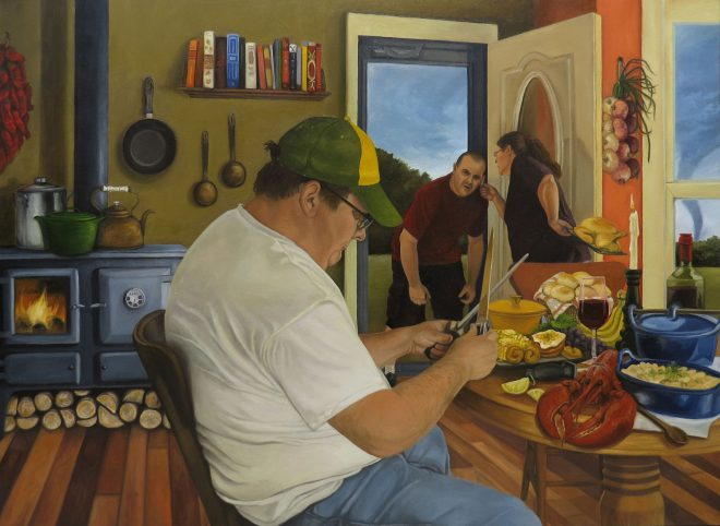 "Kerra Taylor's work is on view in ""No Dead Artists"" at Jonathan Ferrara Gallery (400A Julia Street)."