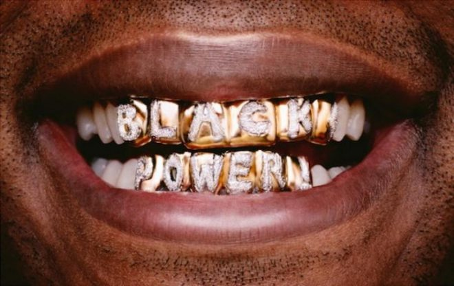 Hank Willis Thomas, _Black Power_, 2008. Courtesy the artist and Jack Shainman Gallery, New York.