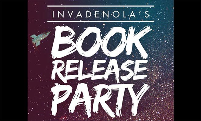 InvadeNOLA Book Release Party