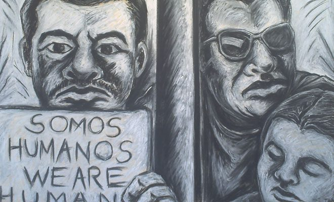 Artist Talk: Somos Humanos/We Are Human