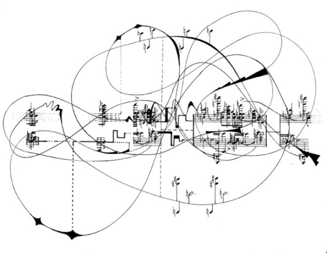 A visual musical score by John Cage. Image via [Visual News](https://www.visualnews.com/2013/09/30/creatives-work-john-cage/).