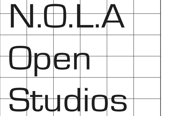 Submission: N.O.L.A. Open Studios