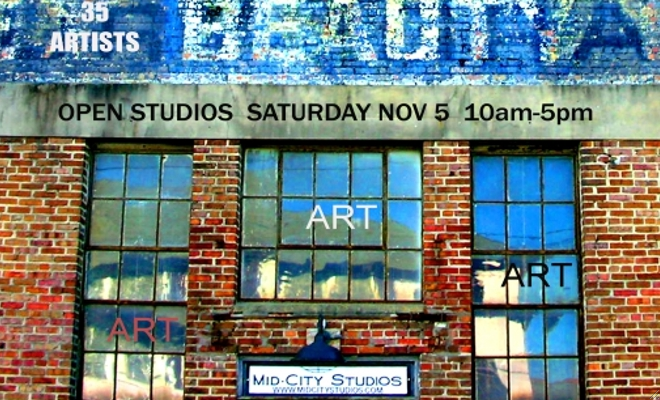 Mid-City Studios Artists' Open House