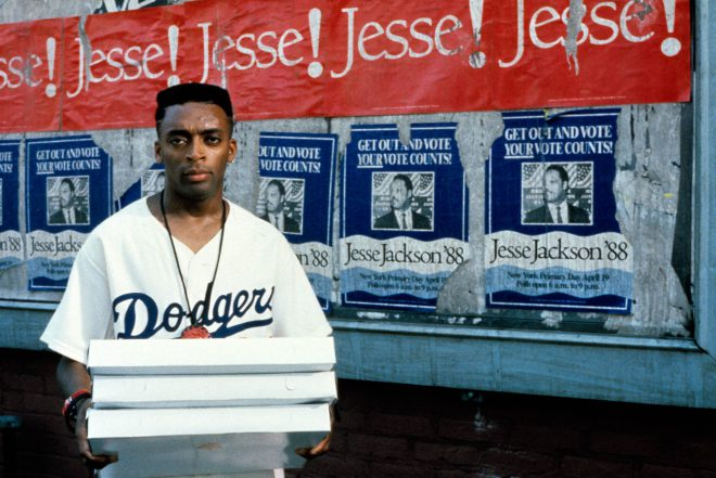 A still from director Spike Lee's _Do the Right Thing_ (1989).