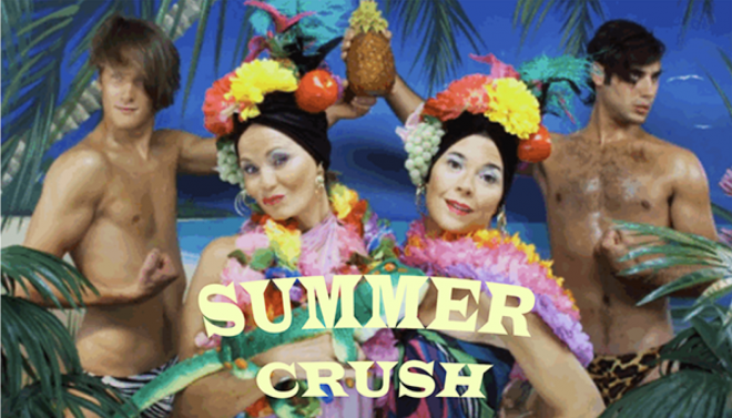 "Vanessa Centeno's ""Summer Crush"" opens July 9, 2016, at The Front."