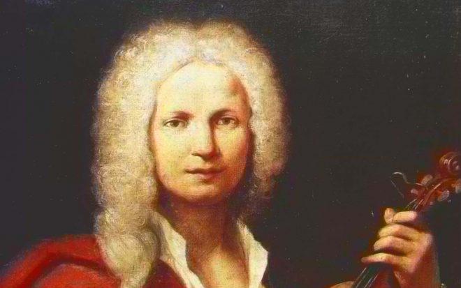 Detail of a probable portrait of Antonio Vivaldi, c. 1723. Collection of the Museo Internazionale e Biblioteca della Musica di Bologna. Image via [Wikimedia](https://en.wikipedia.org/wiki/Antonio_Vivaldi#/media/File:Vivaldi.jpg).