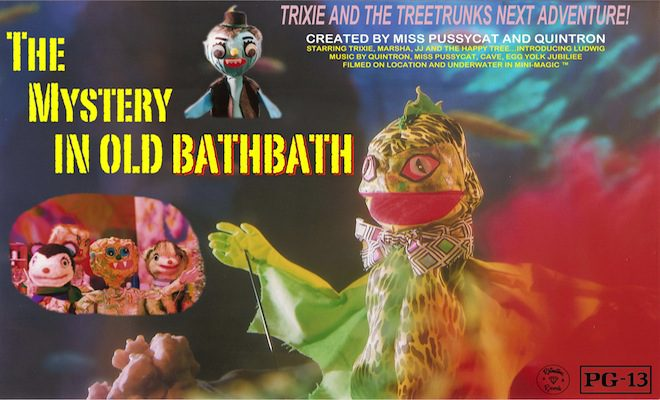 The Mystery in Old Bathbath