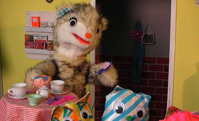 Handmade Puppet Dreams III
