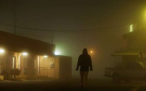 A still from director Katy Grannan's _The Nine_, 2016.